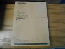 USED CATERPILLAR PARTS MANUAL 51Z55-824-UP