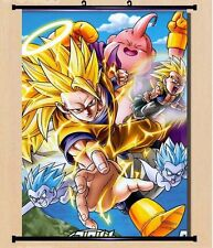 Dragonball Z Dragon ball DBZ Home Decor Anime Japanese Poster Wall Scroll 65
