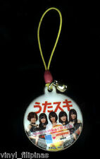 JAPAN:AKB48 - Cellphone Strap With Small Bell,JPOP,J-Pop,AKB48,rare