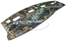NEW Mossy Oak Camouflage Tailored Dash Mat Cover / Fits: 02-05 DODGE RAM TRUCK