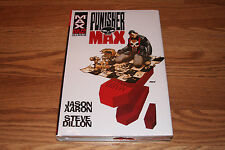 Marvel Punisher Max Omnibus - Jason Arron - Out of Print - Brand New