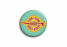 Surf - California Surf 1 - Badge 25mm Button Pin