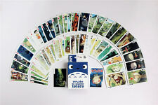 Anime Studio Ghibli Film My Neighbor Totoro Cosplay Deck Playing Cards Pokers