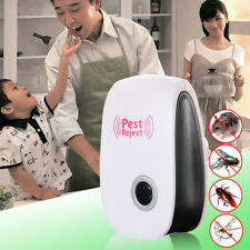 Magnetic Ultrasonic Electronic Pest Mouse Bug Mosquito Insect Control Repeller S