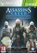 Assassin's Creed: Heritage Collection -- Classics (Microsoft Xbox 360)