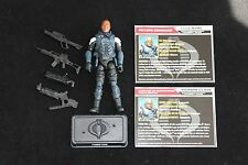 GI Joe Hasbro 50th Mission Accepted 2 Pack Tombstone Figure Complete Mint