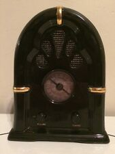 Vintage Style Reproduction PS Retro AM/FM Radio Battery Operated