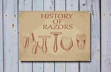 Barber Shop Sign, Metal Sign, Barber Shop Signs, Vintage Style, Barbers Sign 695