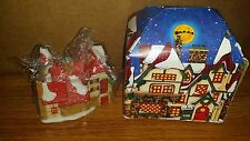 "Dept. 56 North Pole ""Santa's Workshop"" Ornament Classic Ornament Series North Po"
