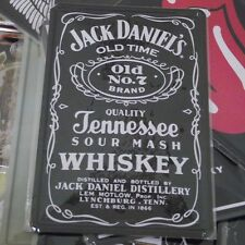 Whisky Tin Metal Sign BAR CLUB SHOP home Vintage Old Wall Decor Beer Decoration