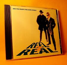 CD Reel 2 Real Are You Ready For Some More 13TR 1996 house