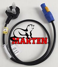 Marten® 13a to Neutrik PowerCON NAC3FCA 1m