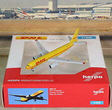 Herpa Wings DHL/Aviastar TU204C (NG) 1/500