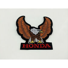 Honda Motorcycle Rider Bikers  Embroidered Sew/Iron On Patch Patches