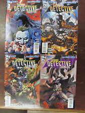 Detective Comics #1-4 Daniel Joker new 52