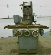 Brown & Sharpe Surface Grinding Machine 618 Micromaster 460v 3 Phase 18161LR