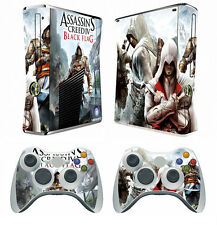 Assassin 270 Vinyl Decal Skin Sticker for Xbox360 slim and 2 controller skins