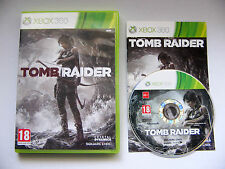 Tomb raider xbox 360 game b573 complete