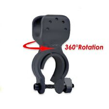U Design Bicycle Bike Light Torch Lamp Holder Stand Mount Bracket