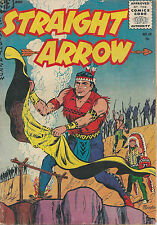 Straight Arrow #49 (Sep 1955, Magazine Enterprises)