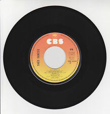 """Théo VANESS Vinyl 45T 7"""" BACK TO MUSIC-I WHO HAVE NOTHING Juke-Box CBS 6098 RARE"""