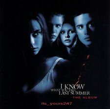 I Know What You Did Last Summer - The Album Soundtrack [1997] | CD