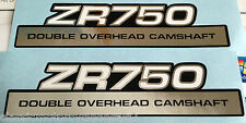 KAWASAKI ZR750 ZEPHYR SIDE PANEL DECALS