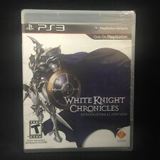 White Knight Chronicles -- International Edition (Sony PlayStation 3, 2010)