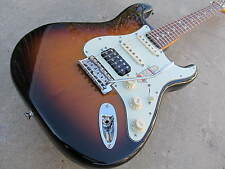 Fender Deluxe Lonestar Stratocaster Electric Guitar MIM Mexico
