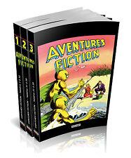 Neuf - Comics - BD - ARTIMA -  L'Intégrale Aventures Fiction - 3 vol. 1030 pages