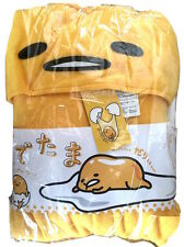 JAPANESE authentic sanrio GUDETAMA kigurumi onesie costume fleece fabric uni-sex