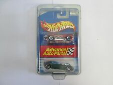 2003 Hot Wheels 2 Pack Advance Auto Parts with 1960's corvette convertible