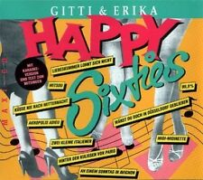 Gitti & Erica Happy sixties megamix (1992) [Maxi-CD]