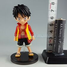 ANIME MANGA ONE PIECE BANPRESTO AUTH WCF WORLD COLLECTABLE FIGURE LUFFY /3290