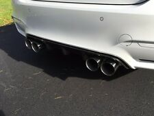 VRSF M3/M4 UPGRADED EXHAUST TIPS Polished Stainless Steal