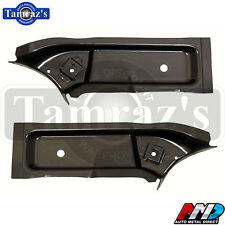 64-67 GM A-Body Trunk Floor Body Mount to Frame Brace Support - PAIR