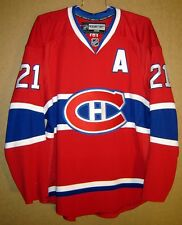 MONTREAL CANADIENS CHRISTOPHER HIGGENS AUTHENTIC NHL JERSEY