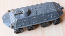 Vintage Collectible Russian USSR Communist WWII Metal Armored BTR Car Tank Toy