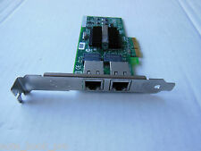 LOT OF 10 HP NC360T DP  PCIe 412651-001 412646-001 HSTNS-BN16 network adapters