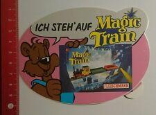 Aufkleber/Sticker: Fleischmann ich steh auf Magic Train (04081692)