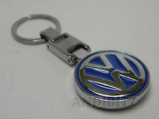 IDEA REGALO Cromato Chiave Catena Portachiavi VW GOLF POLO JETTA PASSAT Lupo Fox Sharan auto