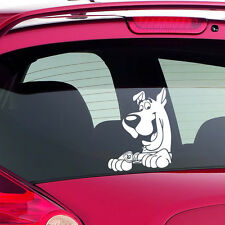 Scooby Doo Funny Joke Novelty Car Bumper Window Sticker Decal Gift Dog Cute Pup