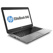 "HP EliteBook 840 14"" (500GB, Intel Core i5 (4th Generation), 1.6GHz, 4GB) Used"