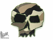 ill Gear v1 MONSTER CAMO SKULL HOOK & LOOP Patch Tactical Apocalypse Survival