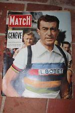 Paris Match n°331 - 1955 - Louison Bobet - Mindszenty - Line Renaud - M. Coppo