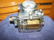 Vintage Ford Carburetor,Rat Rod,Flathead,Holley 1 Barrel Model 1904 Glass Bowl