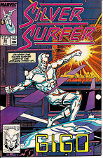 Marvel Comics Group! Silver Surfer! Issue 24!