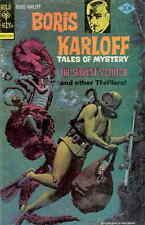 BORIS KARLOFF TALES OF MYSTERY #70 VF, Gold Key Comics 1976