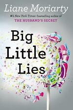 Big Little Lies by Liane Moriarty (2014, Hardcover)