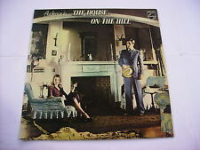 AUDIENCE - THE HOUSE ON THE HILL - LP VINYL ITALY 1971 EXCELLENT